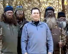 Duck Dynasty Brother Joins Cast On Duck Dynasty! Consider leaving a